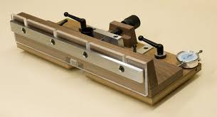 Routing 2 Micro Adjustment For A Router Table Fence By Britboxmaker Lumberjocks Com Woodworking Community