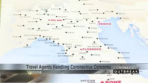 Coronavirus concerns have travel agents answering questions ...