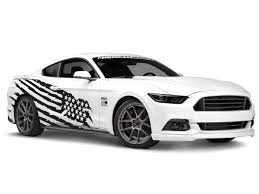 Sec10 Mustang Battle Born Side Graphics Package 393329 05 20 Coupe Fastback