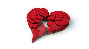 broken heart hd wallpaper background