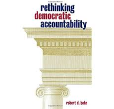 Rethinking Democratic Accountability: Behn, Robert D.: 9780815708612:  Amazon.com: Books