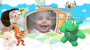 Invitacion Digital Cumpleanos Baby Tv Youtube