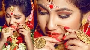 indian bengali bridal makeup makeup