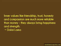 quotes about honesty and trust in friendship top honesty and