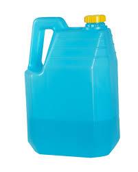 cleaning kerosene spilled in a car