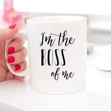 boss mug entrepreneur mug coffee mug fun quotes mug boss