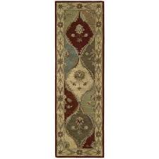 multicolor rectangle area rug 3feet