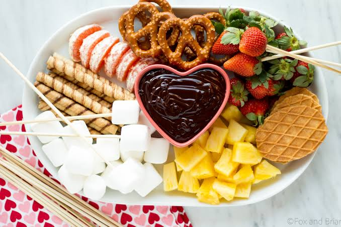 Image result for Chocolate Fondue""