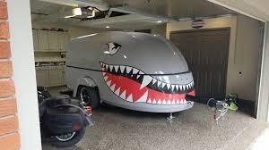 Shark Teeth Motorcycle Trailer Motorcycle Trailer Work Trailer Trailer