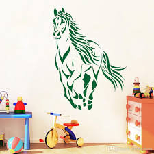 Large Animal Run Horse Mustang Wall Decal Sticker Living Room Stickers Removable Wall Decal Home Decoration 56 75 Cm Vinyl Wall Decor Vinyl Wall Decorations From Joystickers 20 72 Dhgate Com