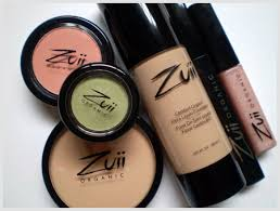 zuii organic fl makeup range
