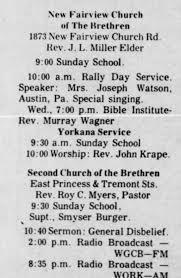 Priscilla Watson special speaker - Newspapers.com