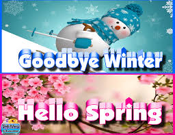 goodbye winter hello spring quote pictures photos and images for