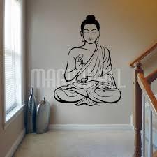 Wall Decals Buddha Wall Stickers