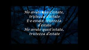 Summertime Sadness - Traduzione in italiano / Lana del Rey - YouTube