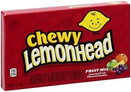lemonhead fruit mix chewy cans 5