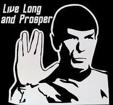 Star Trek Spock Vinyl Decal For Car Laptop Whatever Small Size 755296267070 Ebay