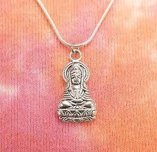 guanyin guan yin kwan charm pendant