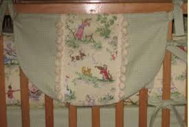 nursery rhyme baby bedding
