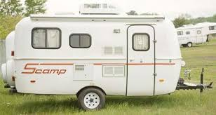 Scamp 16' Travel Trailer | Roaming Times