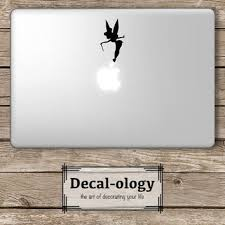 Tinkerbell Disney Apple Macbook Laptop From Decalologydesigns On