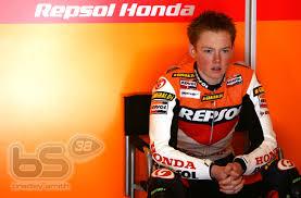 Jerez 2006 Test with Repsol Honda » Bradley Smith #38