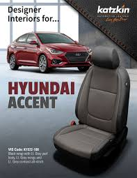 seat upholstery for the hyundai accent