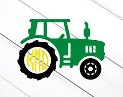 Agriculture Decal Etsy