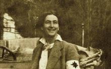 Hilda Clark | #whitefeather diaries