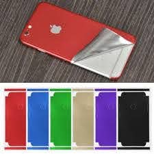 Luxury Film Wrap Decal Skin Case Sticker Pvc Back Cover For Iphone X 8 7 6s Plus Ebay