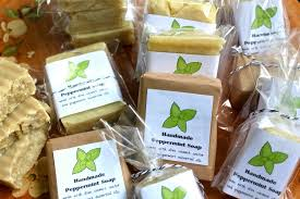 alternate ways to package homemade soap