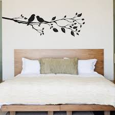 Birds On A Branch Wall Decal Birds Wall Sticker Etsy Wall Stickers Birds Wall Sticker Wall Decals