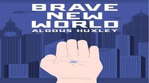 Brave New World Aldous Huxley Audiobook ...