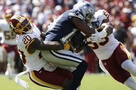 Washington Redskins vs Dallas Cowboys ...