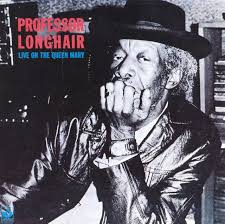 Professor Longhair - Live On The Queen Mary (1978/1992) [New Orleans Blues,  Piano Blues]; FLAC (tracks+.cue) - jazznblues.club