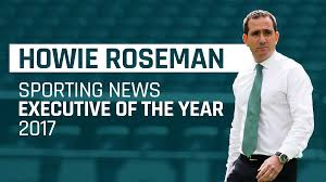 Eagles' Howie Roseman voted Sporting News NFL Executive of the Year for  2017 | Sporting News