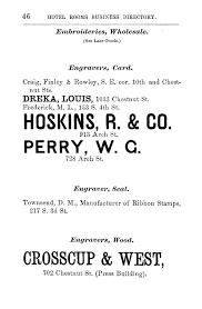 Tenth Letter of the Alphabet: Lettering: Crosscup & West, Engravers