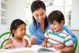 Trẻ khó khăn khi học tiếng Anh bố mẹ phải làm sai?