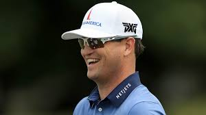 Zach Johnson lines up twice at US PGA ...