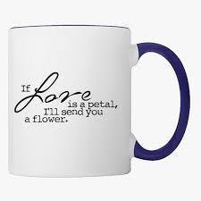 love quotes coffee mug customon