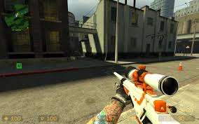 CS:GO AWP Asiimov [Counter-Strike ...
