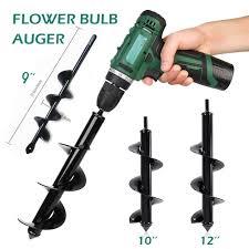 Spiral Drill Bit Black 9 4 22 5cm Garden Tools Sale Price Reviews Gearbest