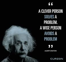 this week s pr quote is from albert einstein famously known for