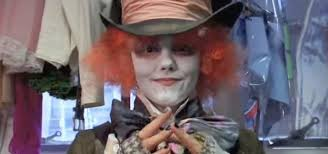 how to create a mad hatter costume