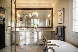 unique framed bathroom mirrors home