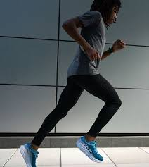 cushioned running shoes performance