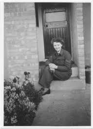 WAAF Marjorie Smith in uniform | Michael Digby | Flickr