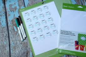 Print Then Cut Stickers With The Cricut Explore Air 2 Ever After In The Woods