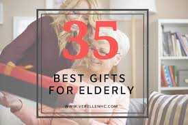 35 best gifts for elderly pas that