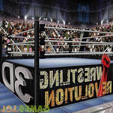 wrestling revolution 3d 1 free pro
